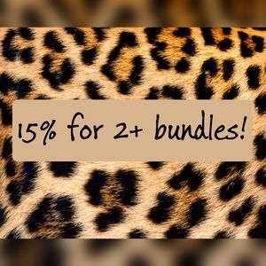 Other - Bundle & save!   15% for 2+ bundles!